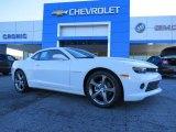 2014 Summit White Chevrolet Camaro LT Coupe #91408131