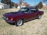 1967 Ford Mustang Convertible Data, Info and Specs