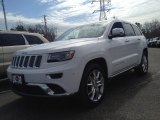 2014 Bright White Jeep Grand Cherokee Summit 4x4 #91448981