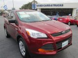 2014 Ruby Red Ford Escape S #91449045