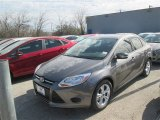 2014 Sterling Gray Ford Focus SE Sedan #91449035