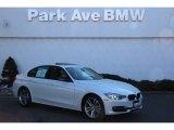 2013 Mineral White Metallic BMW 3 Series 328i xDrive Sedan #91449029