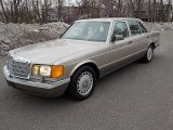 Mercedes-Benz 420 SEL Data, Info and Specs