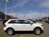 2014 White Platinum Ford Edge SEL AWD #91449100