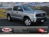 2014 Silver Sky Metallic Toyota Tundra SR5 Crewmax 4x4 #91448954