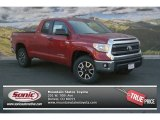 2014 Barcelona Red Metallic Toyota Tundra SR5 TRD Double Cab 4x4 #91448950