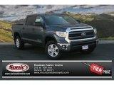 2014 Magnetic Gray Metallic Toyota Tundra SR5 Crewmax 4x4 #91448948