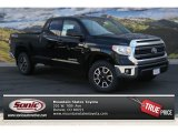 2014 Black Toyota Tundra SR5 TRD Double Cab 4x4 #91448946