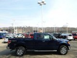 2014 Blue Jeans Ford F150 XLT SuperCab 4x4 #91449094
