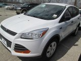 2014 Oxford White Ford Escape S #91493787