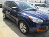 2014 Deep Impact Blue Ford Escape S #91493786