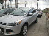 2014 Ingot Silver Ford Escape Titanium 2.0L EcoBoost #91493785