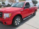 2014 Race Red Ford F150 STX SuperCrew #91493783
