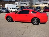 2013 Race Red Ford Mustang V6 Coupe #91493924