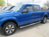 2014 Blue Flame Ford F150 STX SuperCrew #91493782
