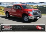 2014 Radiant Red Toyota Tundra SR5 Double Cab 4x4 #91493691