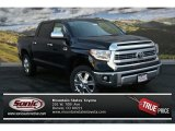 2014 Attitude Black Metallic Toyota Tundra 1794 Edition Crewmax 4x4 #91493690