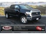 2014 Black Toyota Tundra SR5 Crewmax 4x4 #91493689