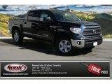 2014 Black Toyota Tundra SR5 Crewmax 4x4 #91493687