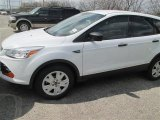 2014 Oxford White Ford Escape S #91493788