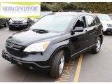 2009 Crystal Black Pearl Honda CR-V LX 4WD #91493835
