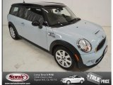 2011 Ice Blue Mini Cooper S Clubman #91493884
