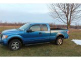 2010 Blue Flame Metallic Ford F150 FX4 SuperCab 4x4 #91518481