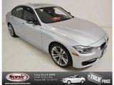 2014 Glacier Silver Metallic BMW 3 Series 328i Sedan #91518190