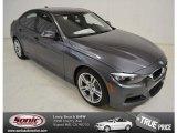 2014 Mineral Grey Metallic BMW 3 Series 328i Sedan #91518187