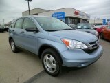2011 Glacier Blue Metallic Honda CR-V LX 4WD #91518463
