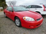 2006 Victory Red Chevrolet Monte Carlo LT #91518457