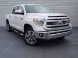 2014 Super White Toyota Tundra 1794 Edition Crewmax 4x4 #91518179