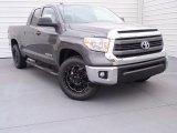 2014 Magnetic Gray Metallic Toyota Tundra SR5 Double Cab #91518174