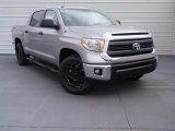 2014 Silver Sky Metallic Toyota Tundra TSS CrewMax #91518173