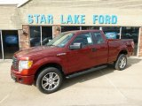 2014 Sunset Ford F150 STX SuperCab 4x4 #91518428