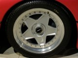Ferrari F40 1990 Wheels and Tires