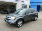 2011 Polished Metal Metallic Honda CR-V SE 4WD #91518057