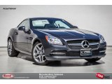 2014 Steel Grey Metallic Mercedes-Benz SLK 250 Roadster #91518014
