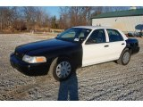 2009 Black Ford Crown Victoria Police Interceptor #91518279