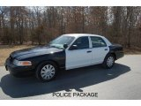 2009 Black Ford Crown Victoria Police Interceptor #91518277