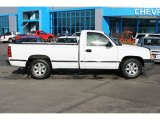 2004 Summit White Chevrolet Silverado 1500 Regular Cab #91558830