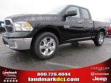 2014 Black Ram 1500 Big Horn Quad Cab #91558971