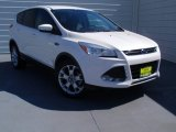 2013 White Platinum Metallic Tri-Coat Ford Escape SEL 1.6L EcoBoost #91559051