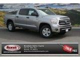 2014 Silver Sky Metallic Toyota Tundra SR5 Crewmax 4x4 #91558723