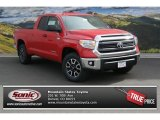 2014 Radiant Red Toyota Tundra SR5 TRD Double Cab 4x4 #91558721