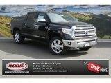 2014 Attitude Black Metallic Toyota Tundra 1794 Edition Crewmax 4x4 #91558720