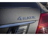 Mercedes-Benz CL 2011 Badges and Logos