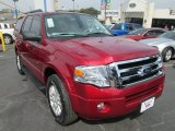 2014 Ruby Red Ford Expedition XLT #91558857