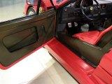1990 Ferrari F40 Interiors