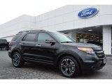 2014 Tuxedo Black Ford Explorer Sport 4WD #91558992